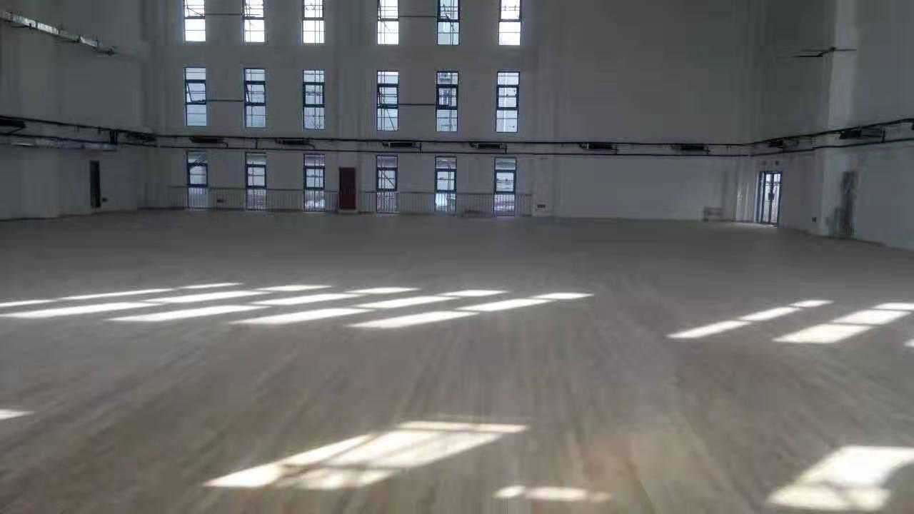 揭阳羽毛球体育木地板