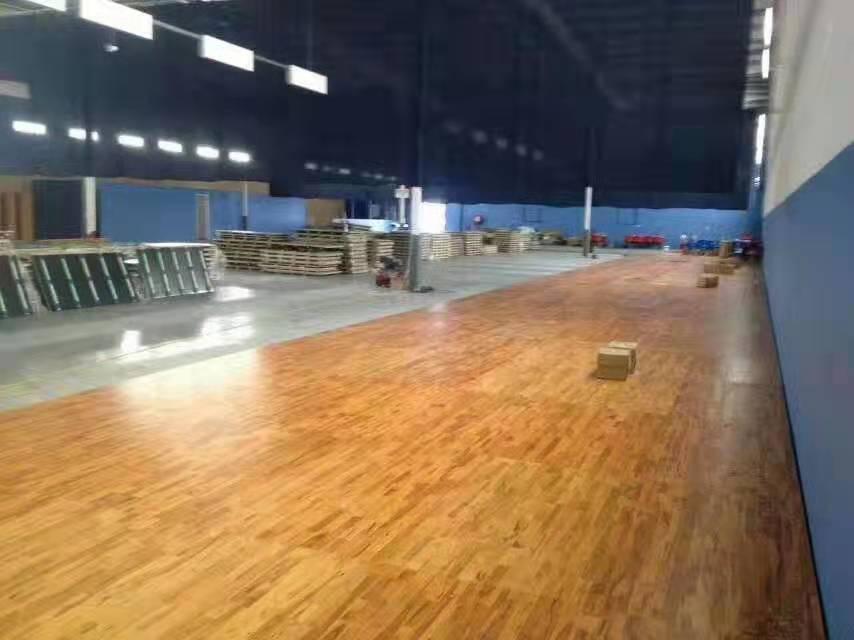 增城羽毛球木地板