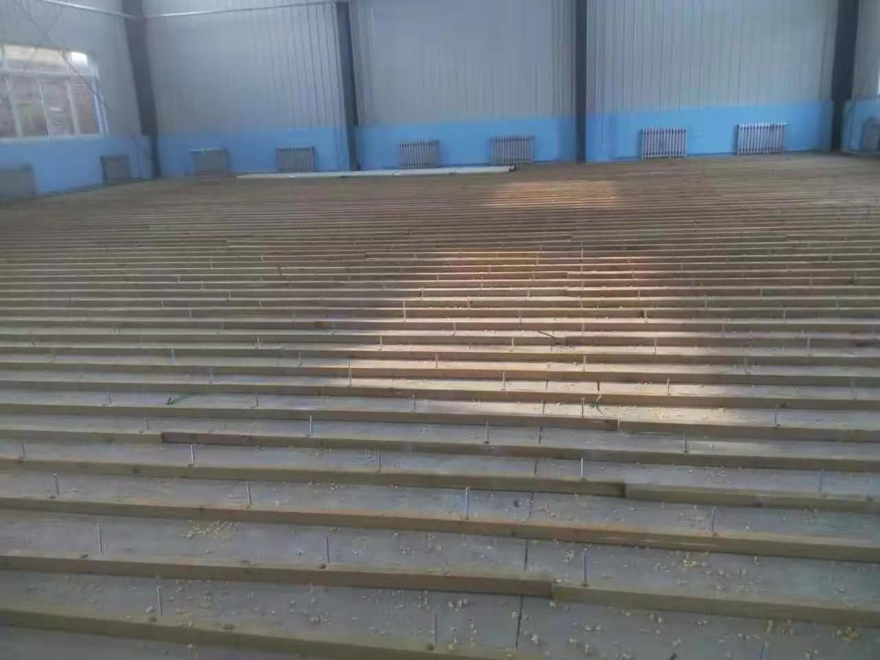 从化羽毛球运动木地板