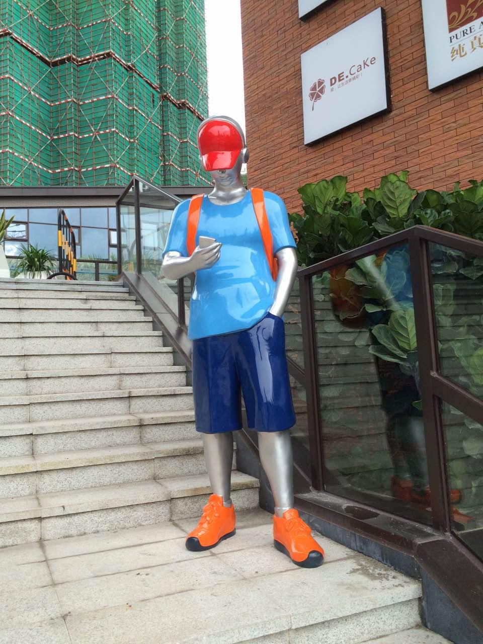 邯郸人物雕塑加工
