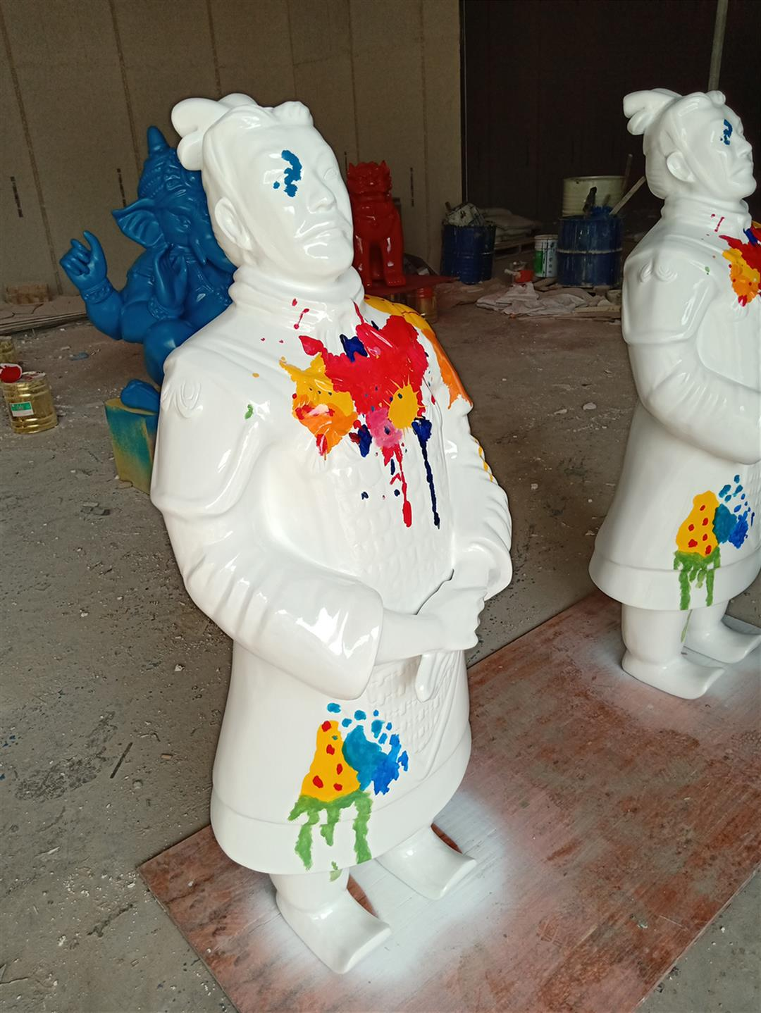 湘潭卡通雕塑
