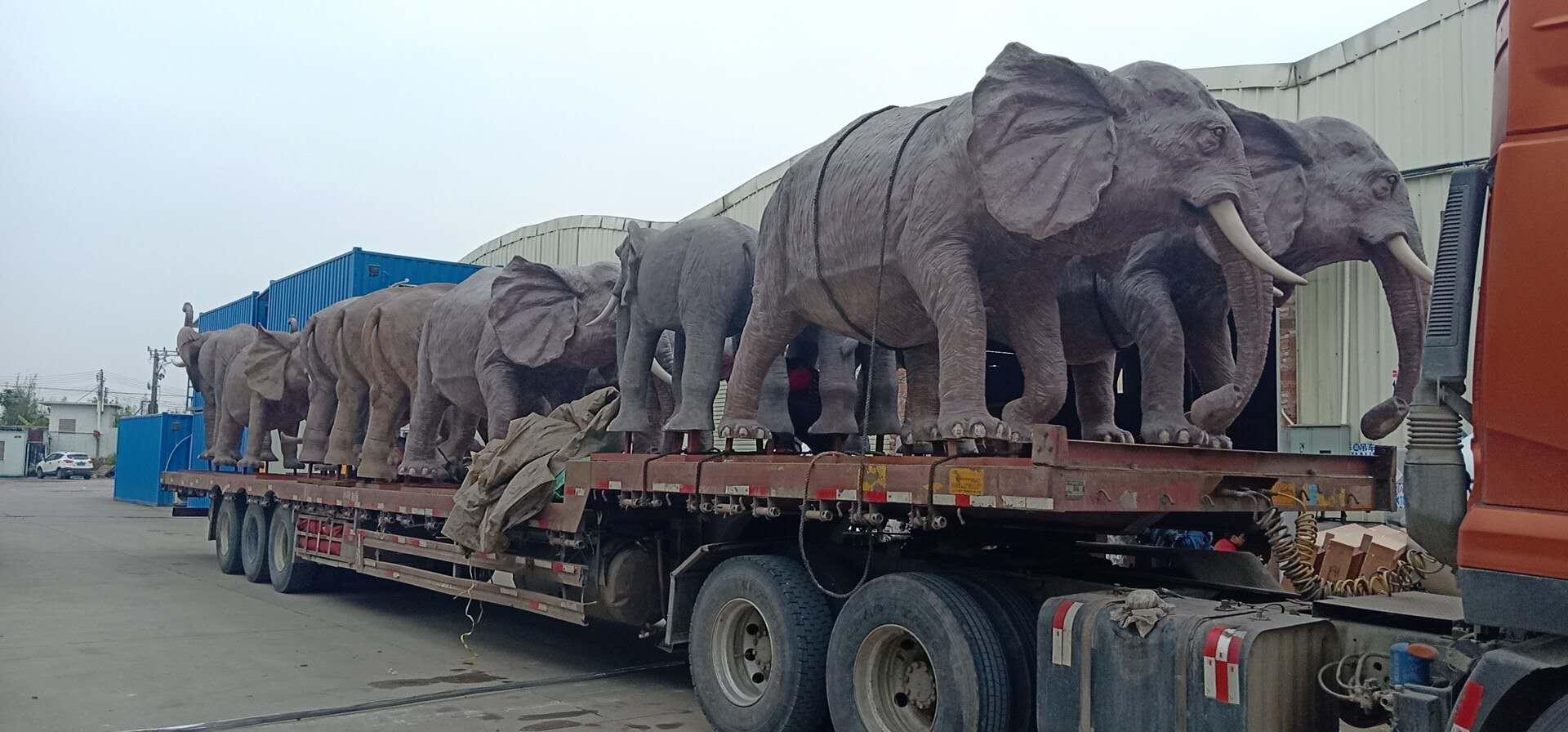 阜阳动物雕塑制作