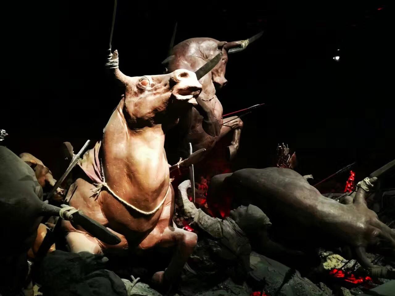 莆田动物雕塑厂