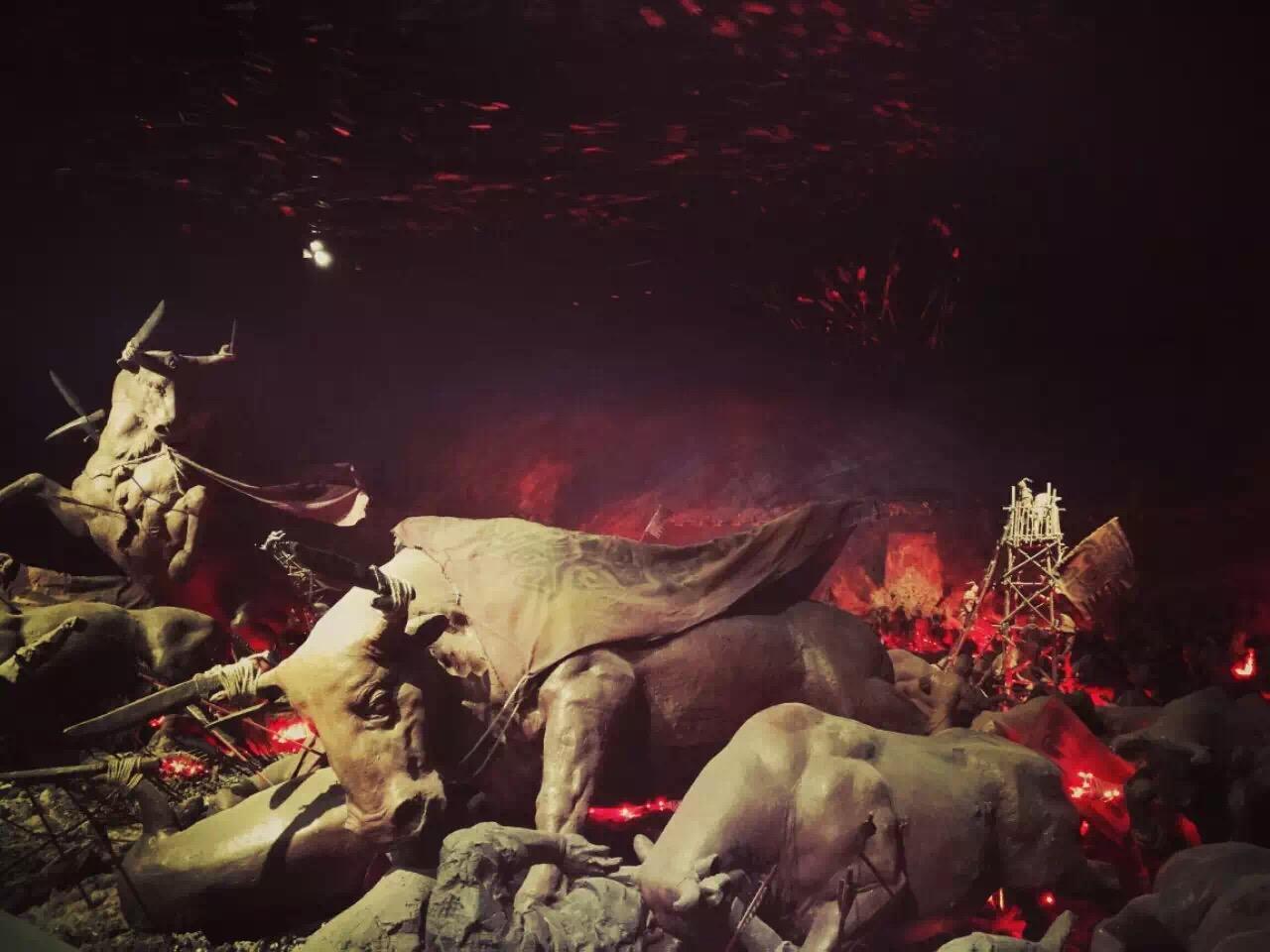 淮安动物雕塑