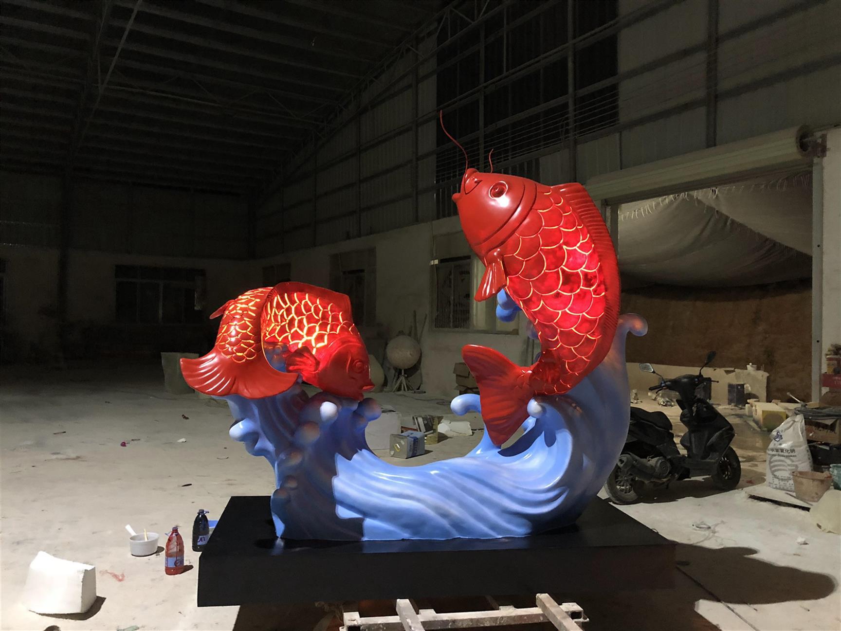 佛山动物雕塑电话