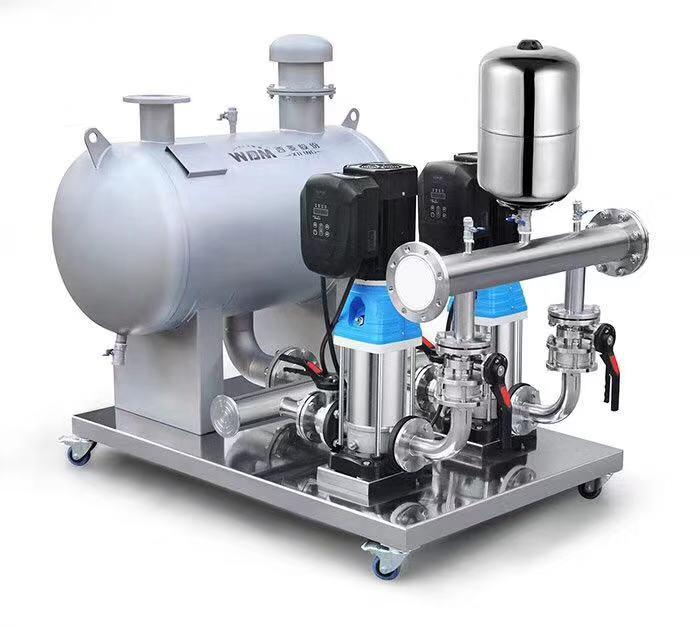 遂平无塔供水器多少钱 变频加压供水设备 优势