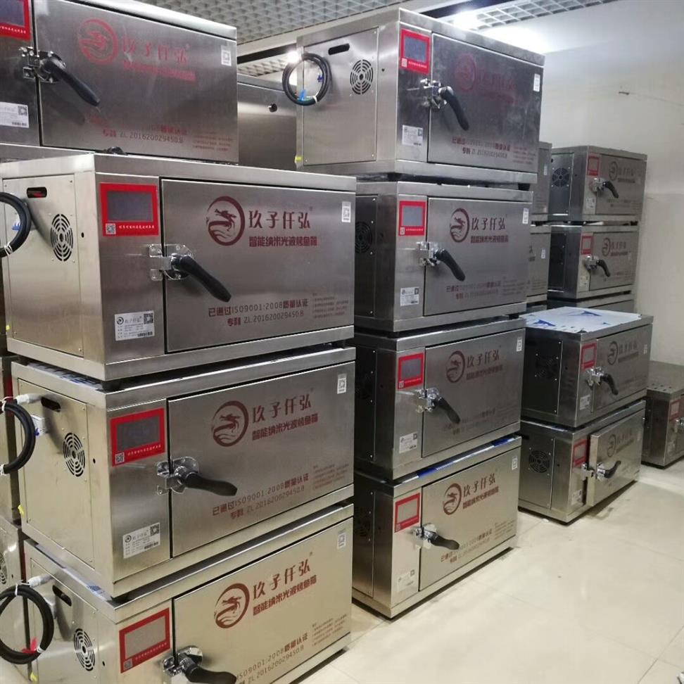 盐城玖子仟弘电烤鱼箱商用厂家直销 电烤鱼炉厂家指导