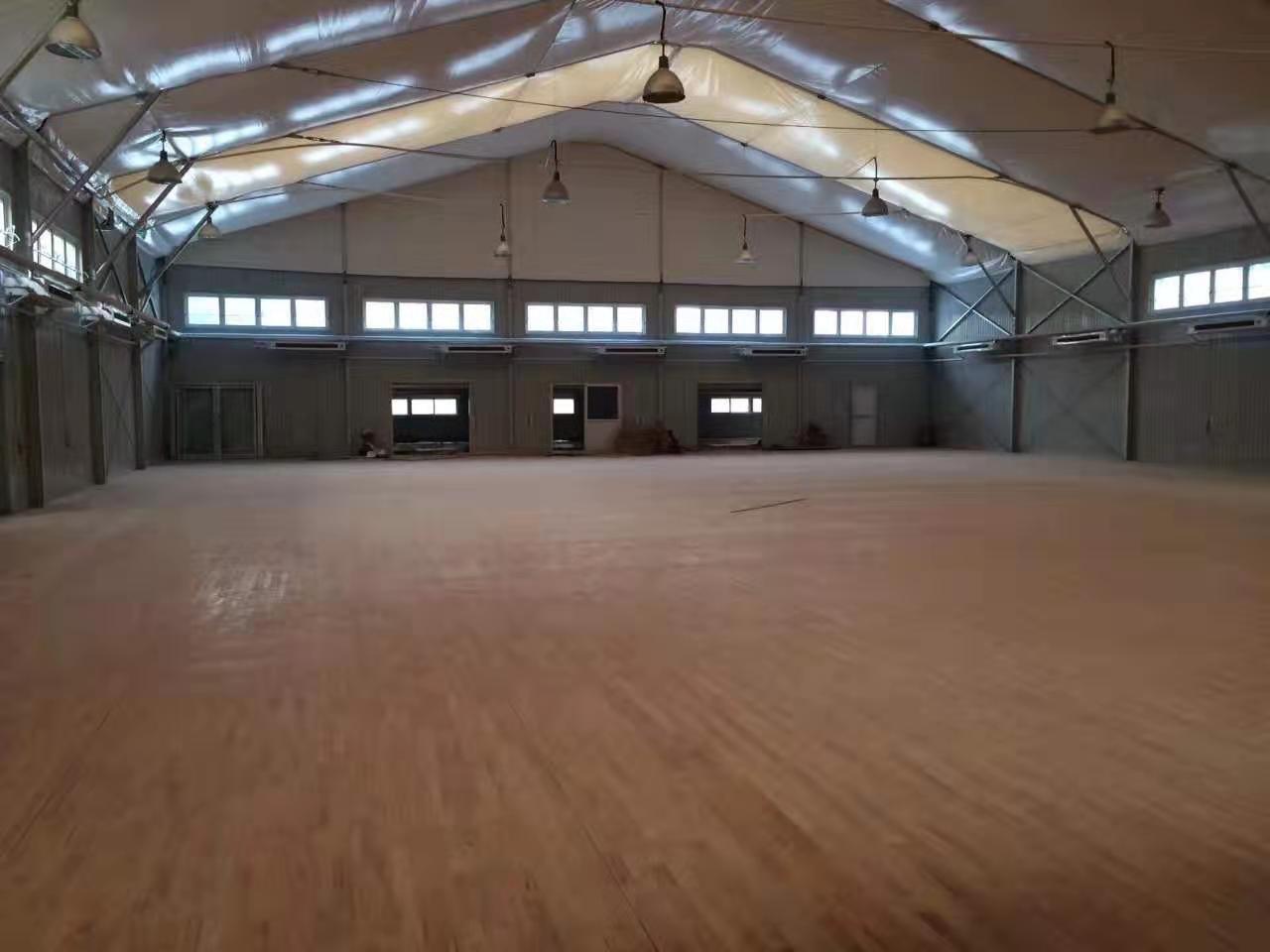 恩施学校橡胶木体育地板批发价