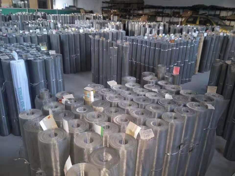 包头不锈钢丝网厂家