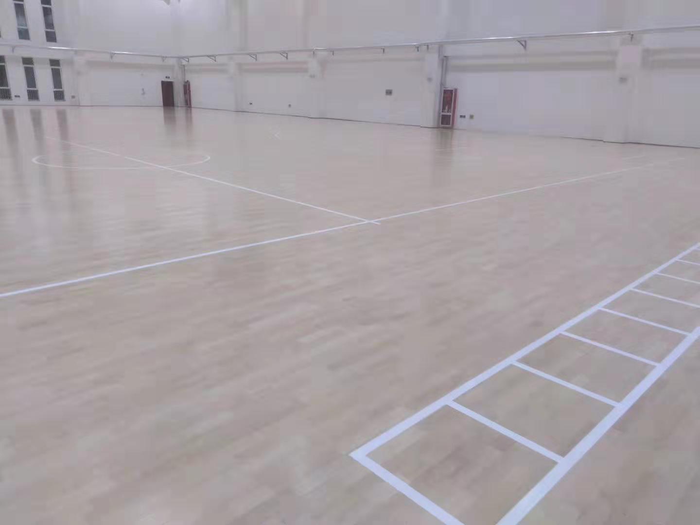 湖南三秒区体育馆运动木地板翻新厂