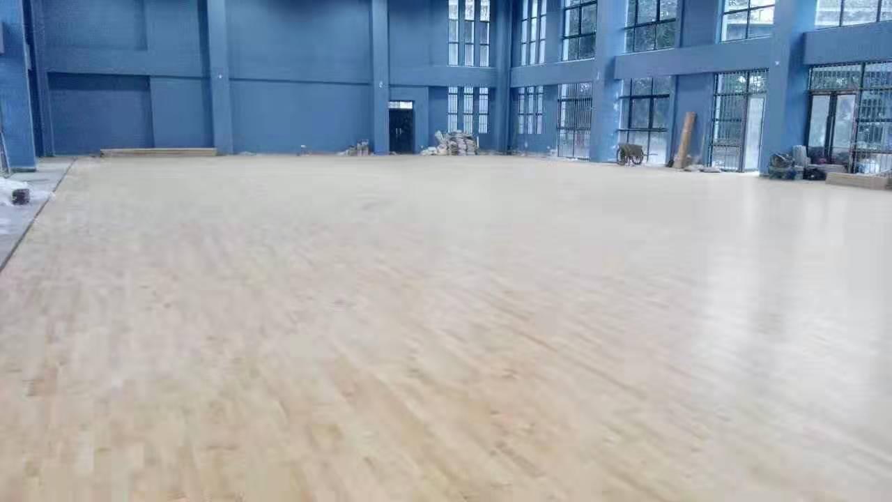 淮北三秒区体育馆运动木地板翻新厂
