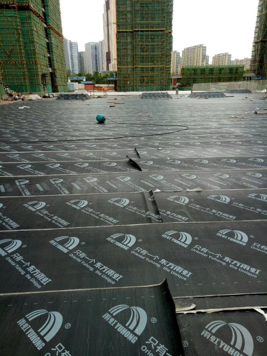 屋顶防水怎么做