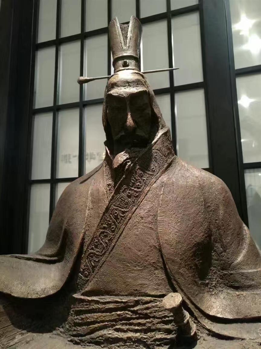吉林人物雕塑公司