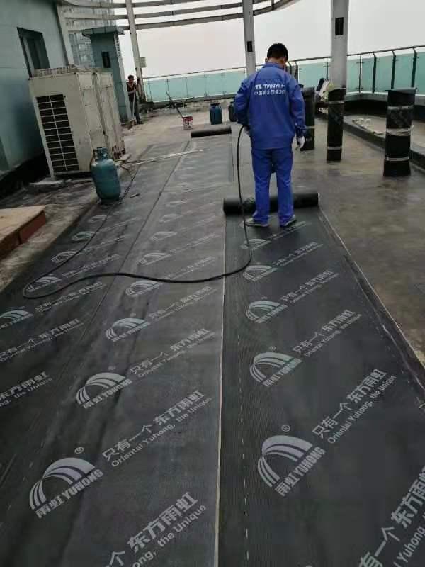 杭州上城区楼顶防水补漏费用