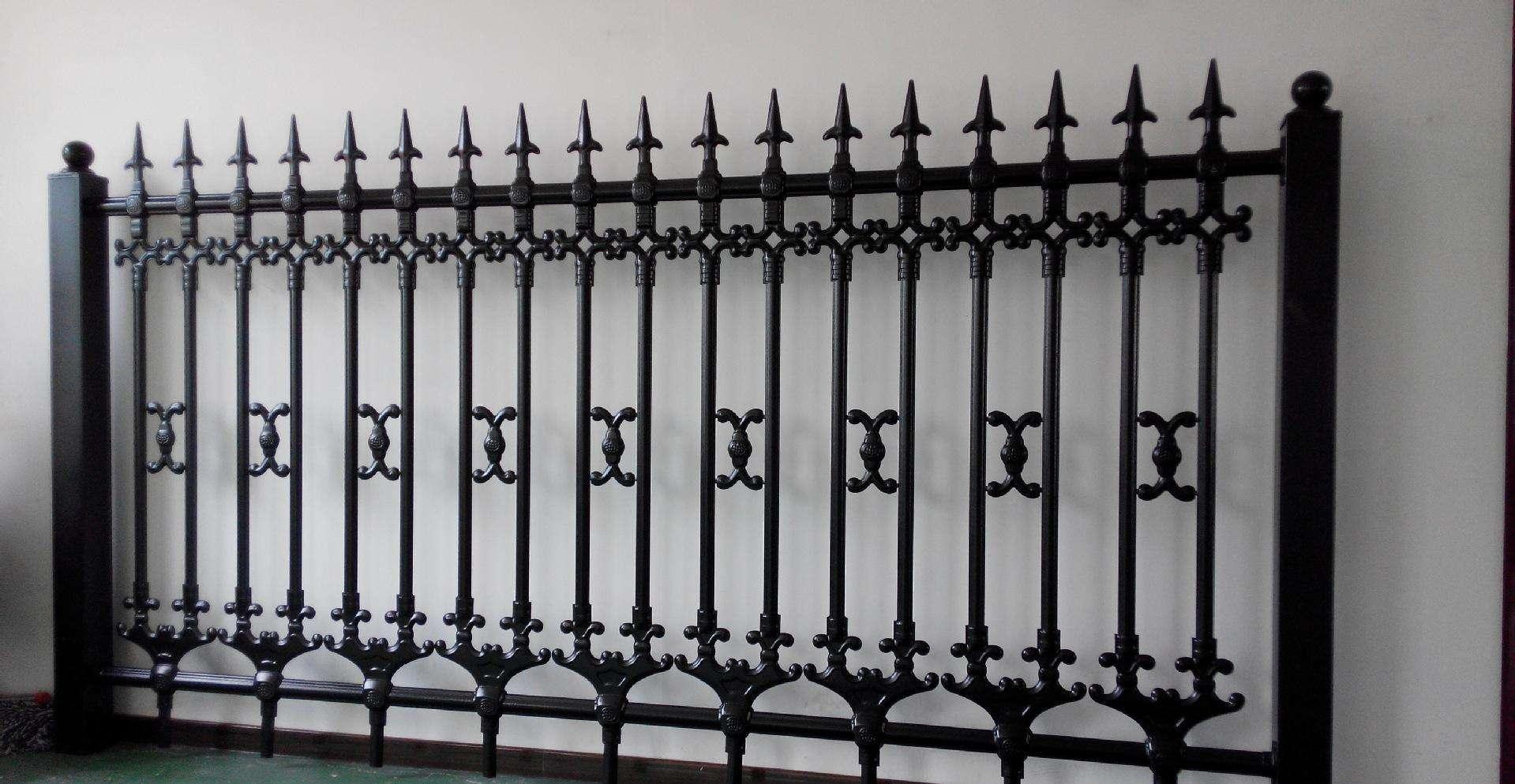 广州学校锌钢护栏