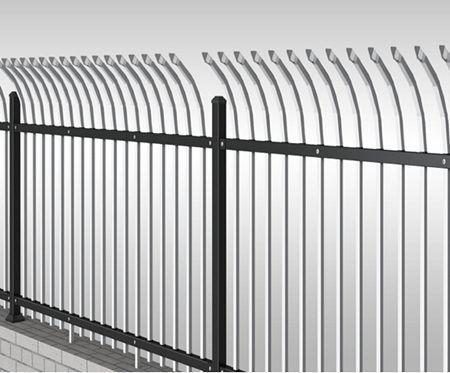 三亚锌钢护栏加工