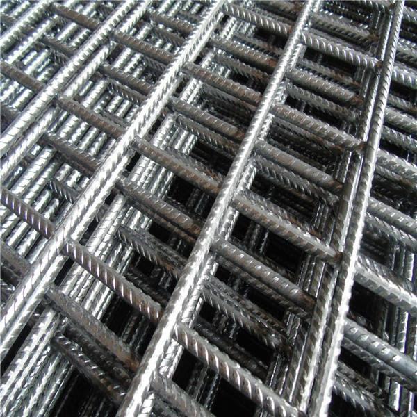 百色D8钢筋网