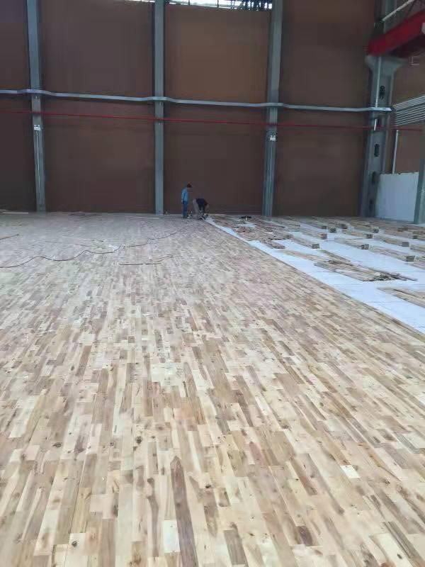 平顶山羽毛球木地板