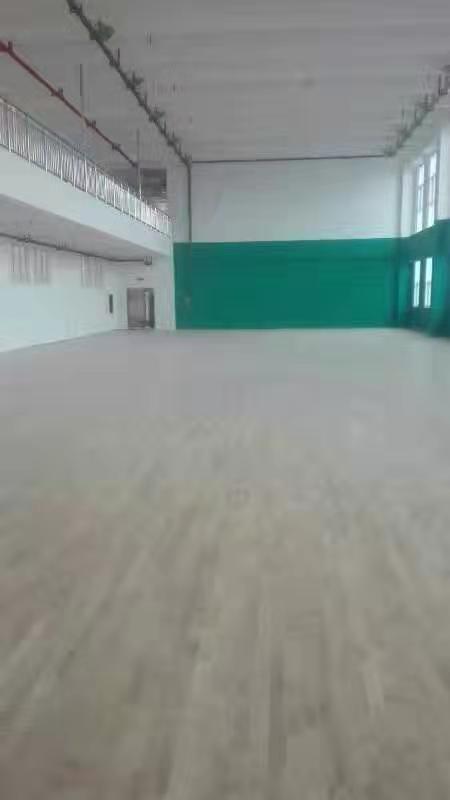 阿里羽毛球木地板