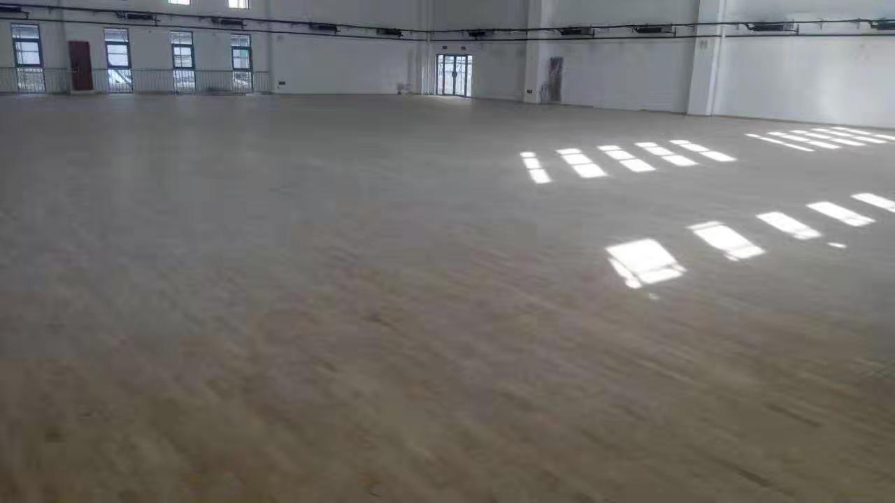 黄南实木运动木地板