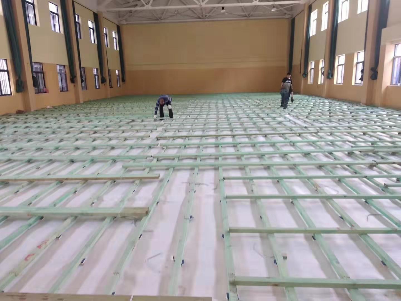 拉萨实木运动木地板
