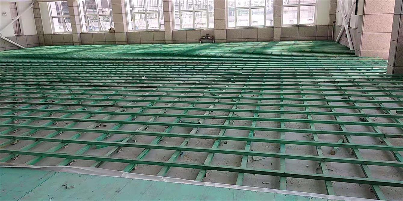 达州实木运动木地板