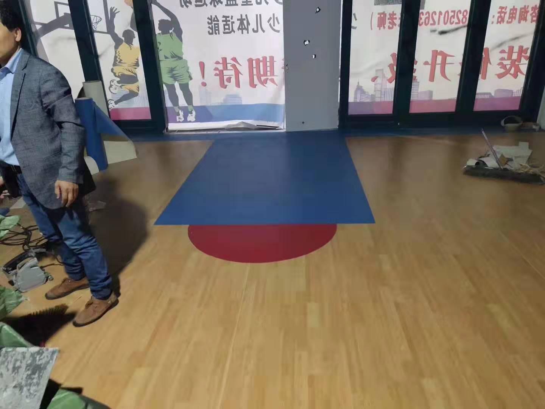 丽江实木运动木地板