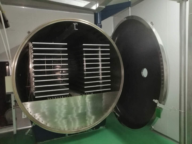 滁州二手东福龙冻干机转让