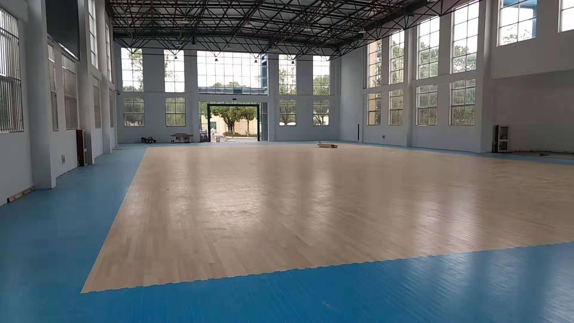怀化枫木运动木地板