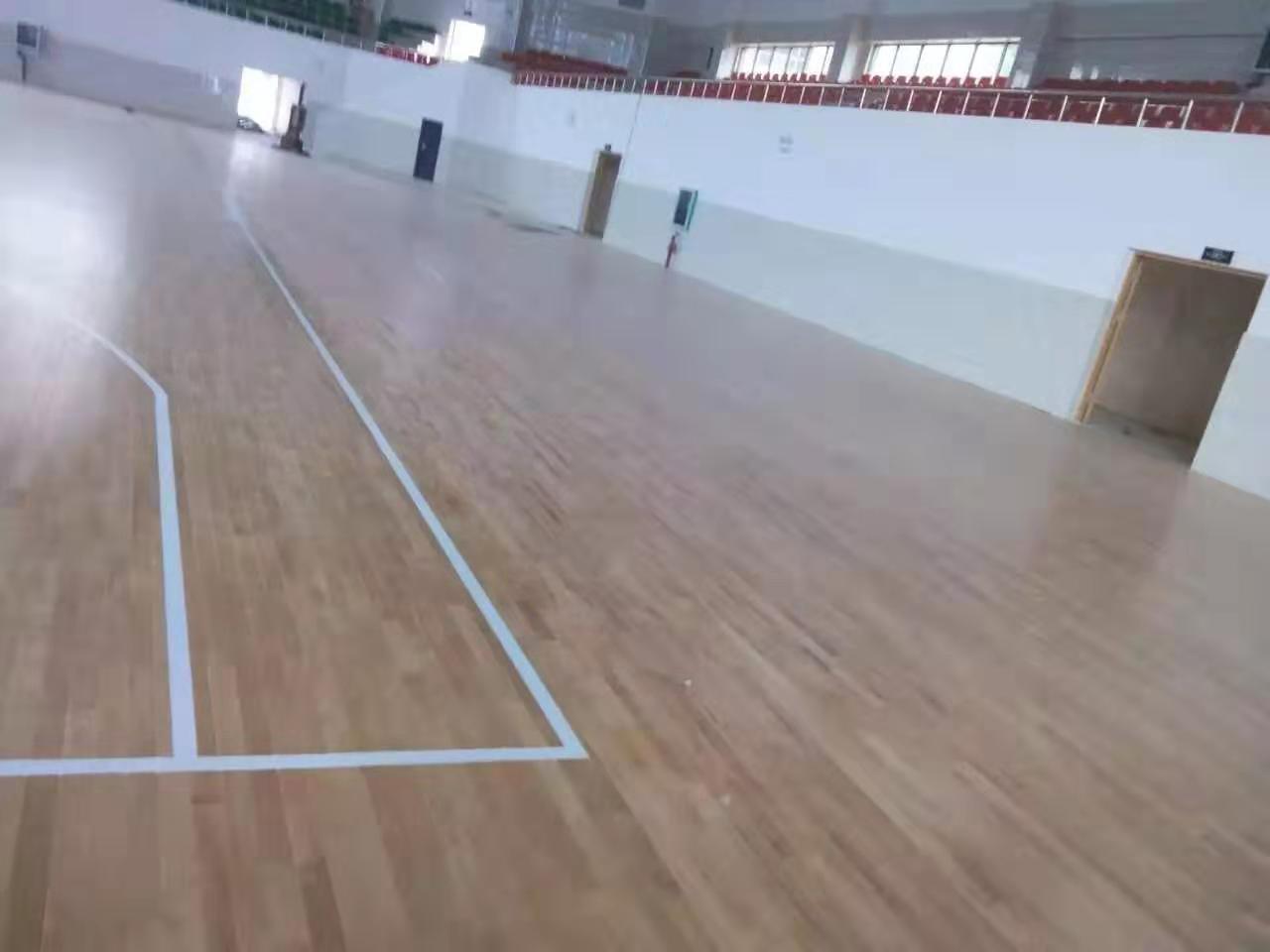 衡阳县枫木篮球地板