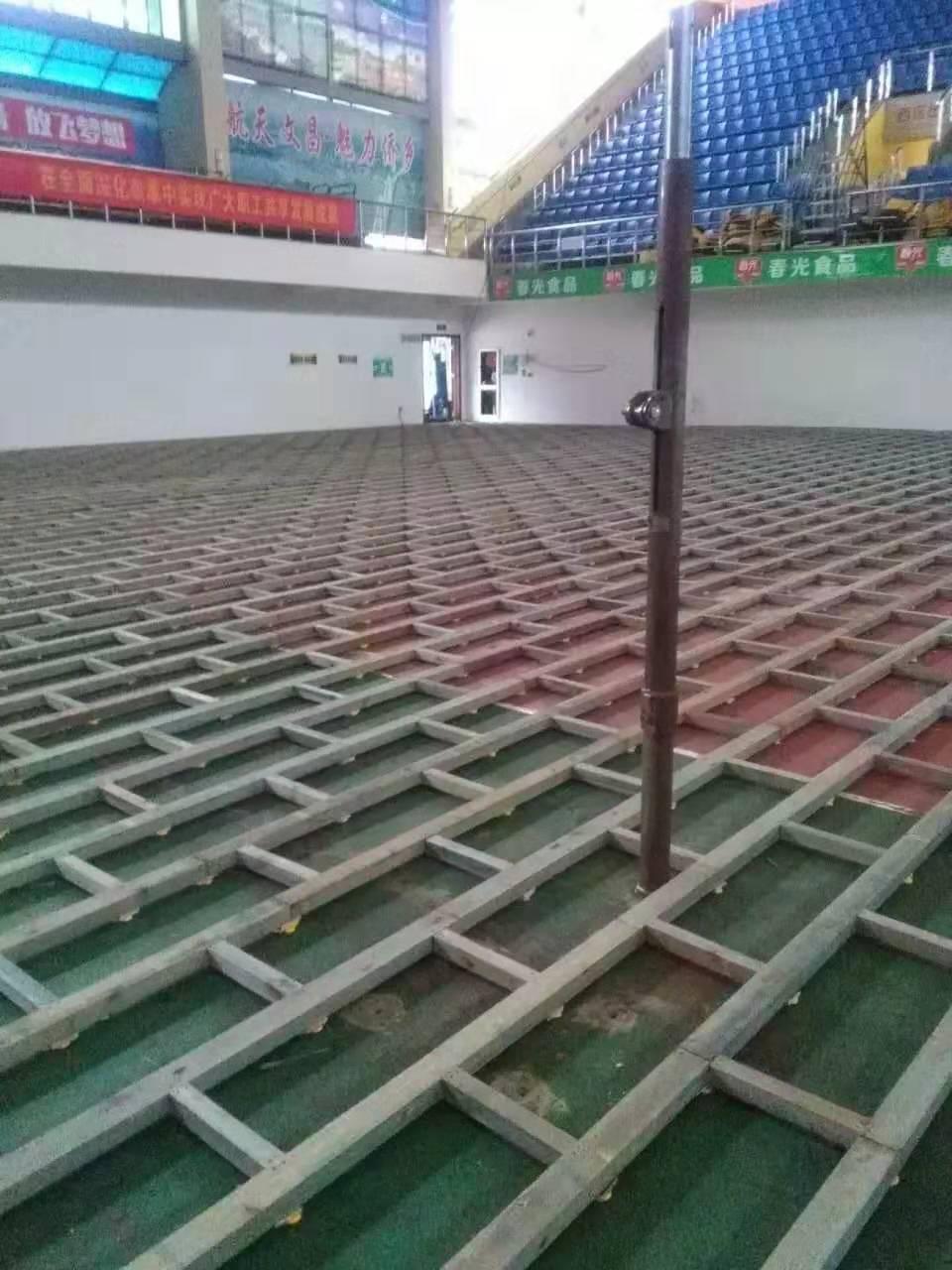 韶山市枫木篮球地板