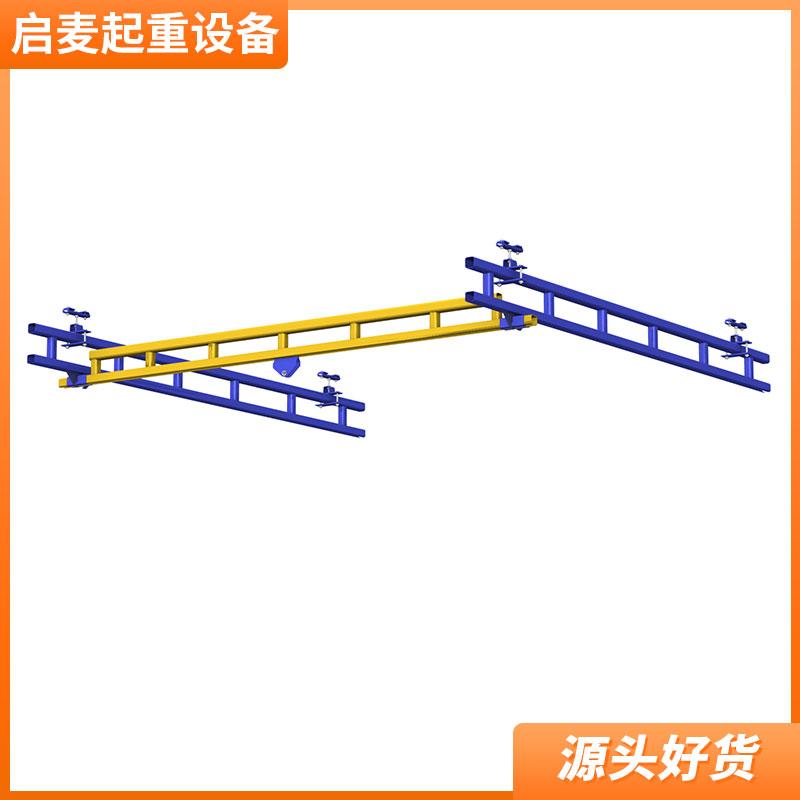 青岛国产刚性轨道起重机