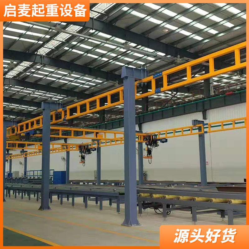 荆州进口刚性轨道起重机