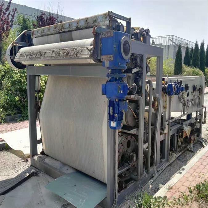 二手打桩泥浆脱水设备压滤机厂家直销