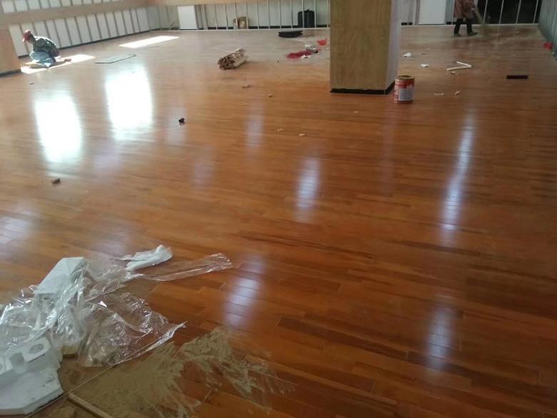淄博篮球木地板