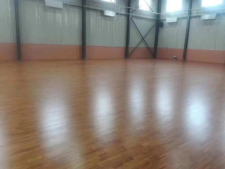 舟山篮球木地板