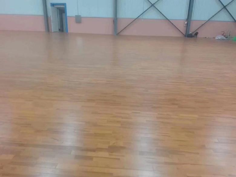 武汉篮球木地板