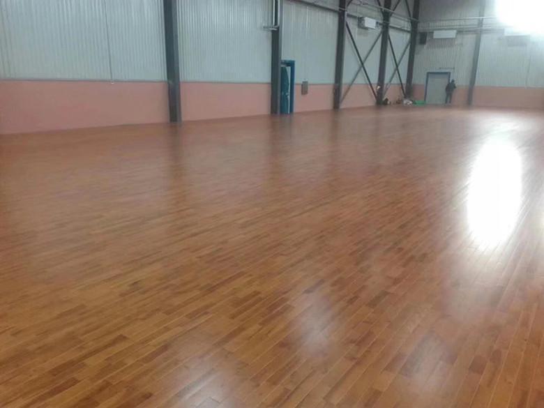 南宁篮球木地板