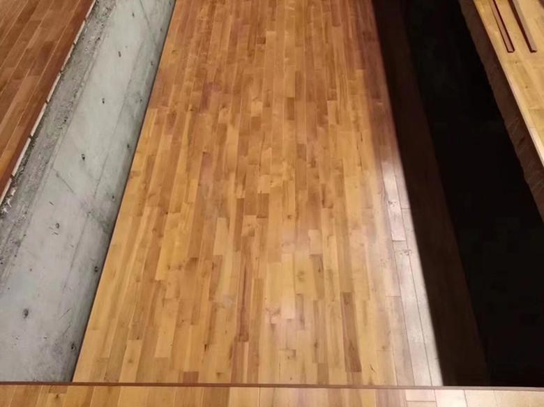 宜昌实木运动地板