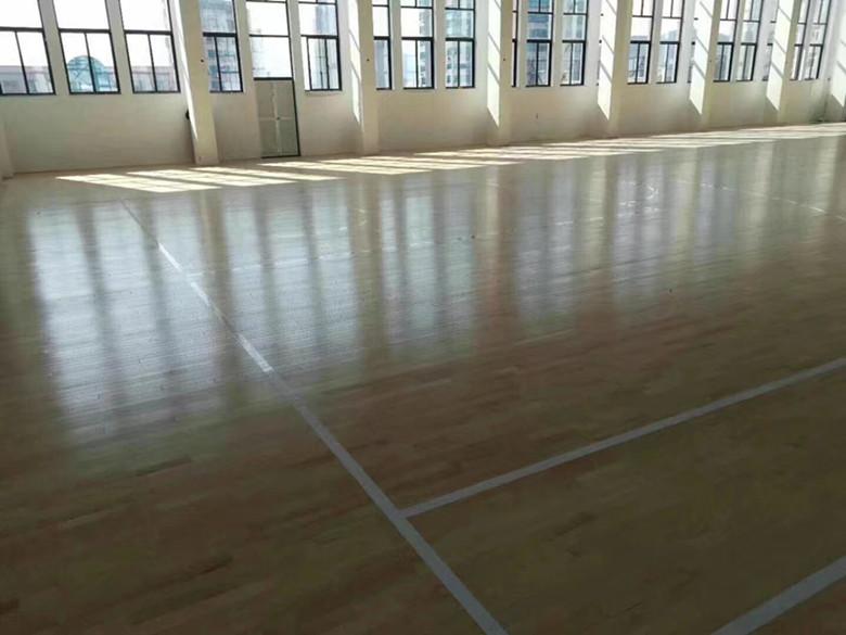 南宁舞台实木运动地板