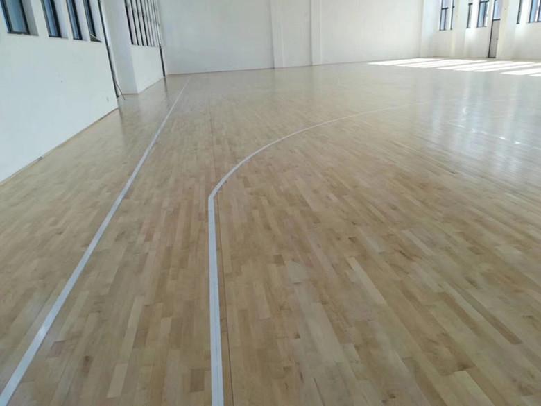淮北舞台实木运动地板