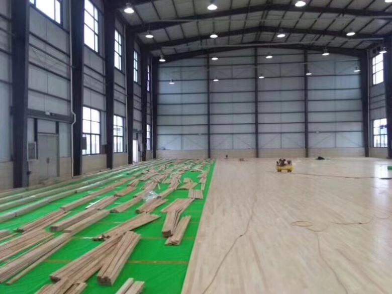 怀化实木运动地板
