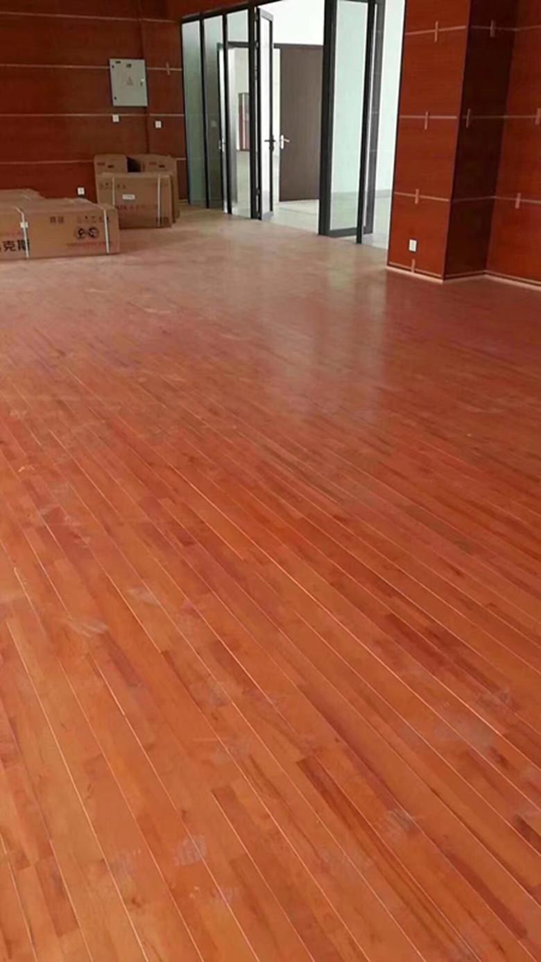 温州硬木运动木地板
