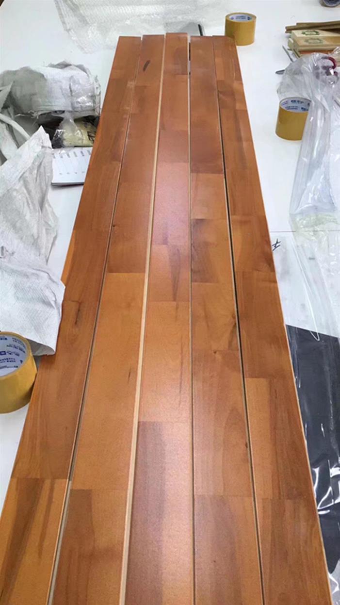 儋州篮球硬木运动木地板