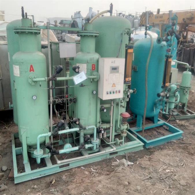 二手10立方组制氮机销售价格