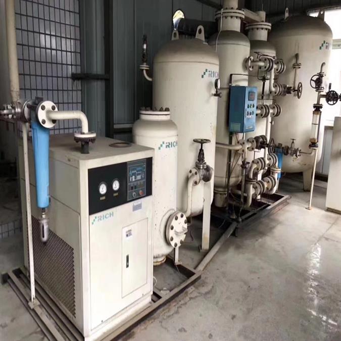 二手40立方组制氮机销售价格