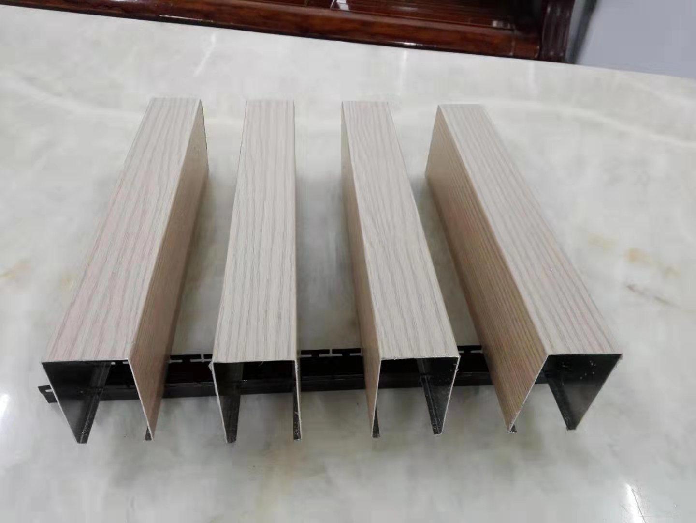 福建吊顶铝方通价格
