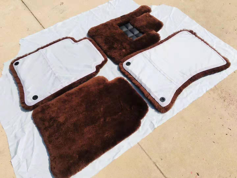 温州汽车羊毛地毯订制