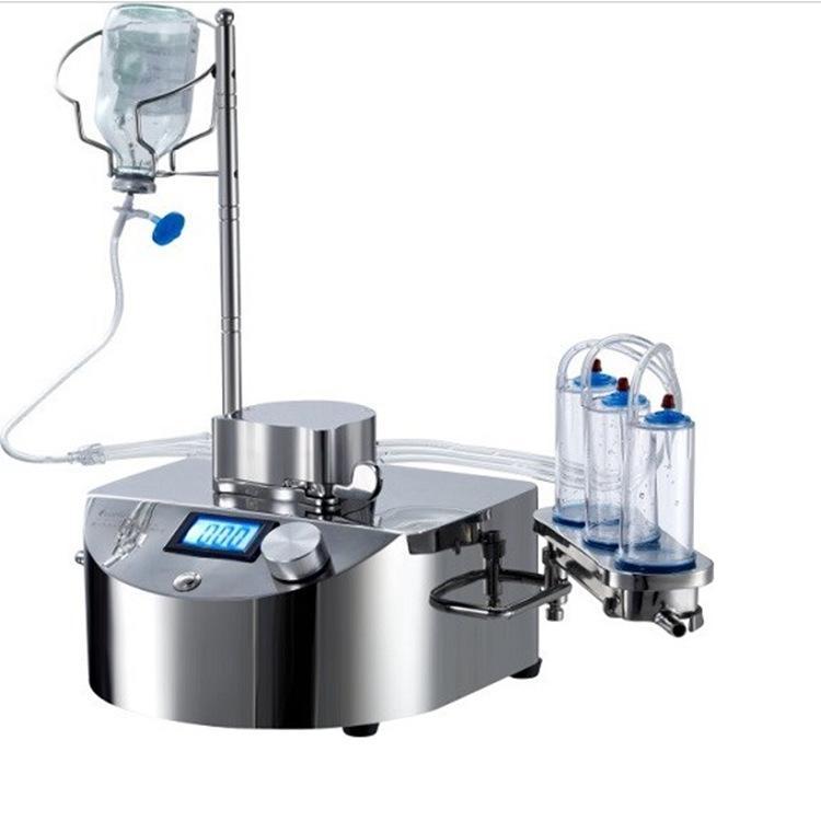 输液器利用集菌仪使用方法