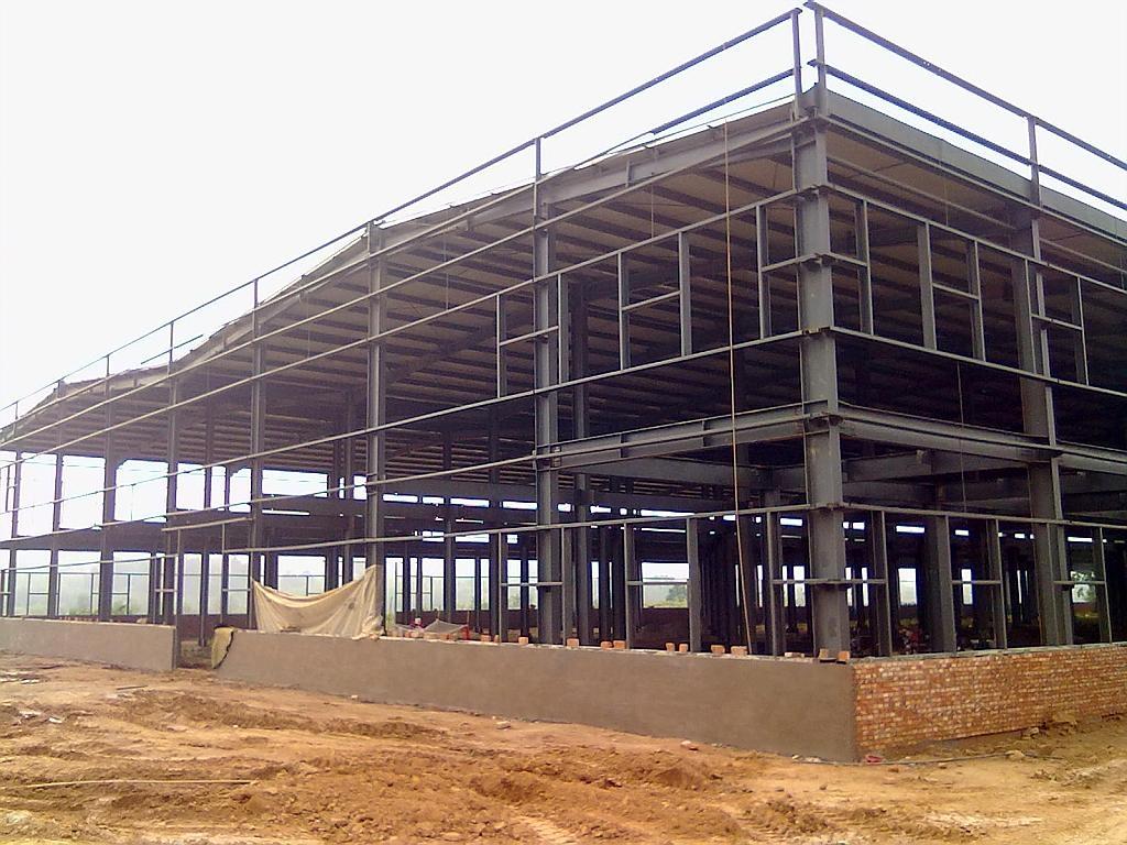 海安民用鋼結構工程